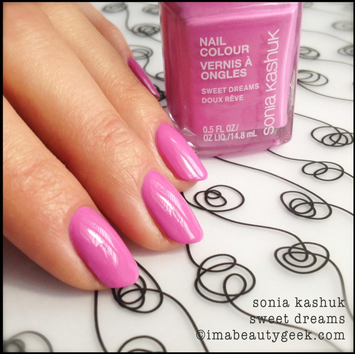 Sonia Kashuk Sweet Dreams_Sonia Kashuk nail polish Spring 2014