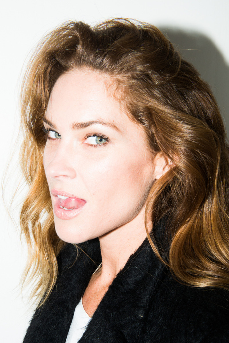 Meet the real Erin Wasson – for real.