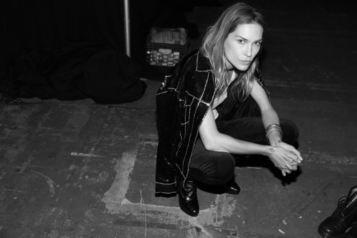 "Erin Wasson: ""I'm not really a big believer in 'in with the new, out with the old.'"""