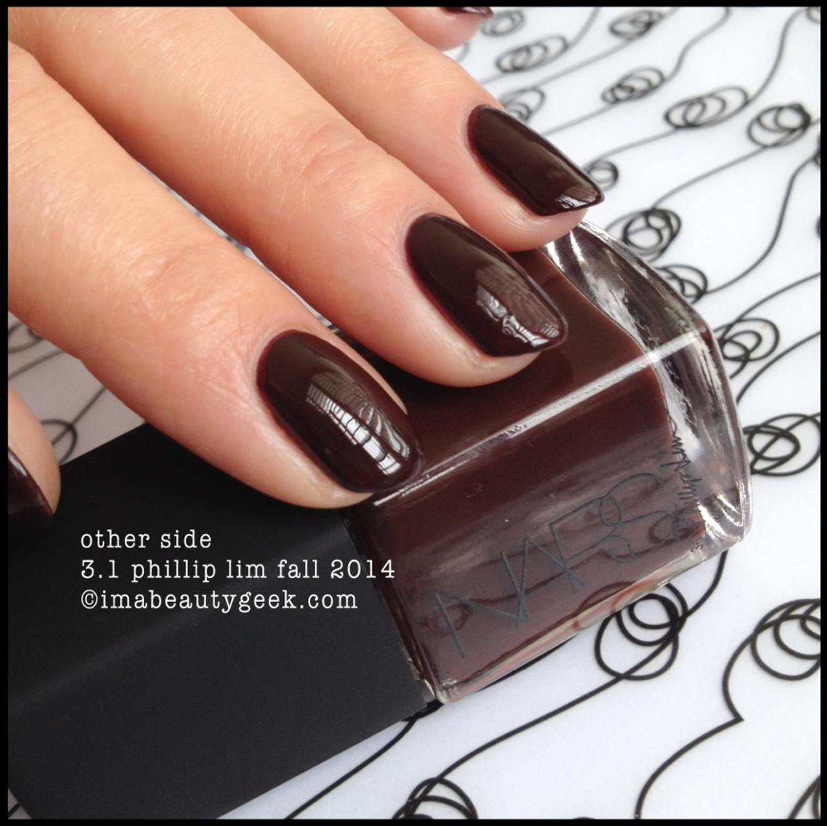 NARS polish Other Side 3.1 Phillip Lim Fall 2014