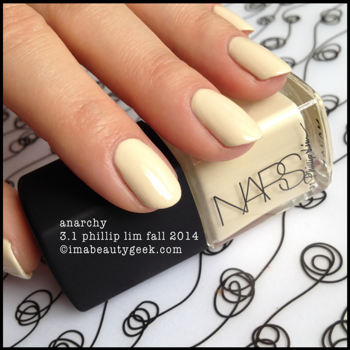 NARS Anarchy Polish Phillip Lim Fall 2014
