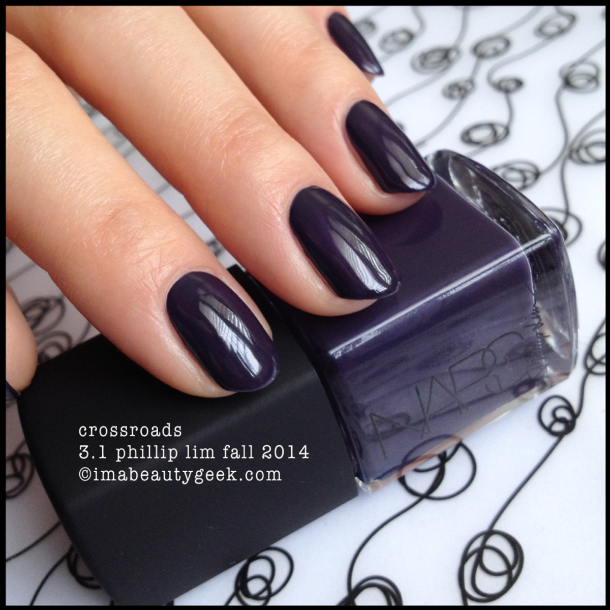 NARS Phillip Lim 3.1 Crossroads Polish Fall 2014