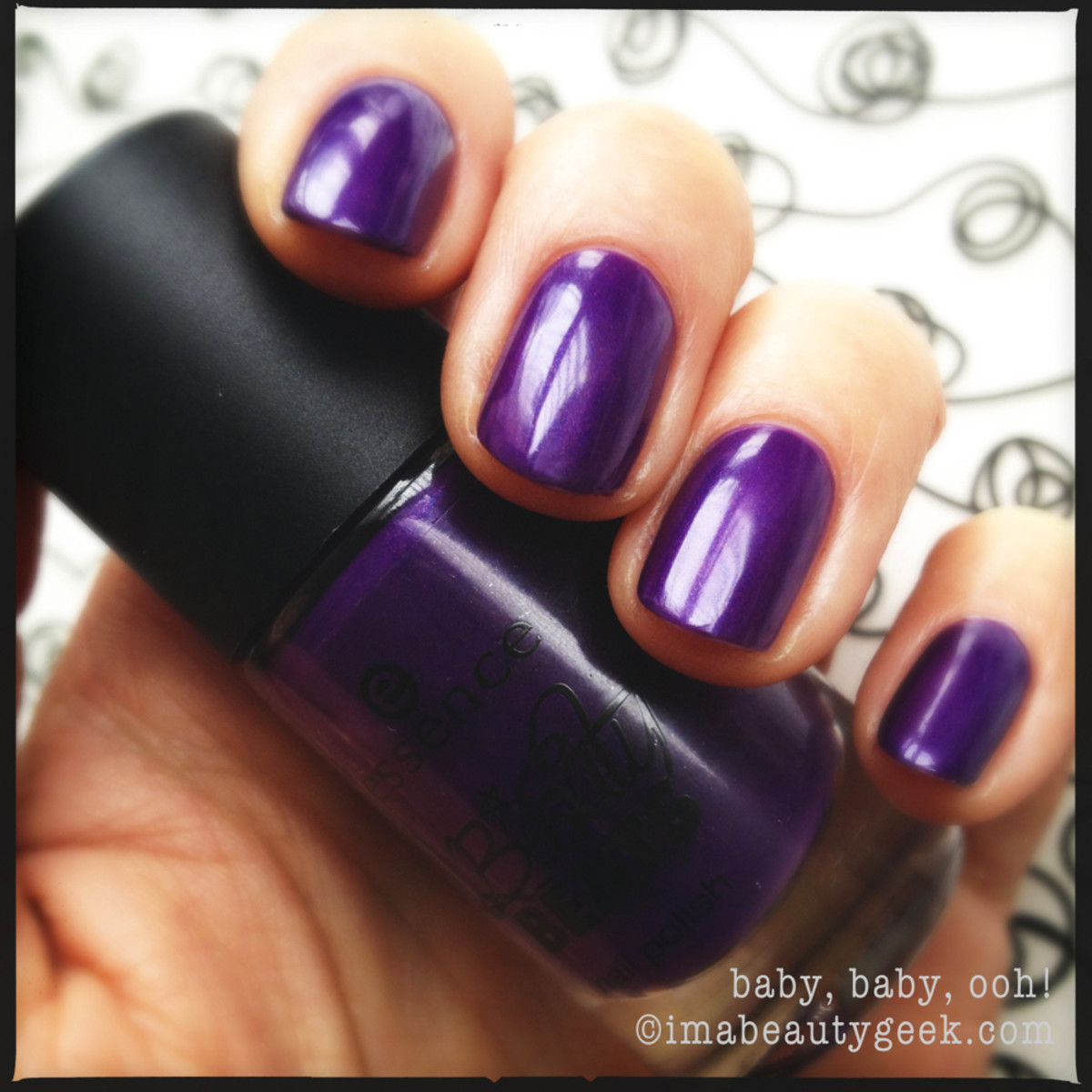 Justin Bieber Nail Polish: Essence Beauty Beats, Swatches Yo ...