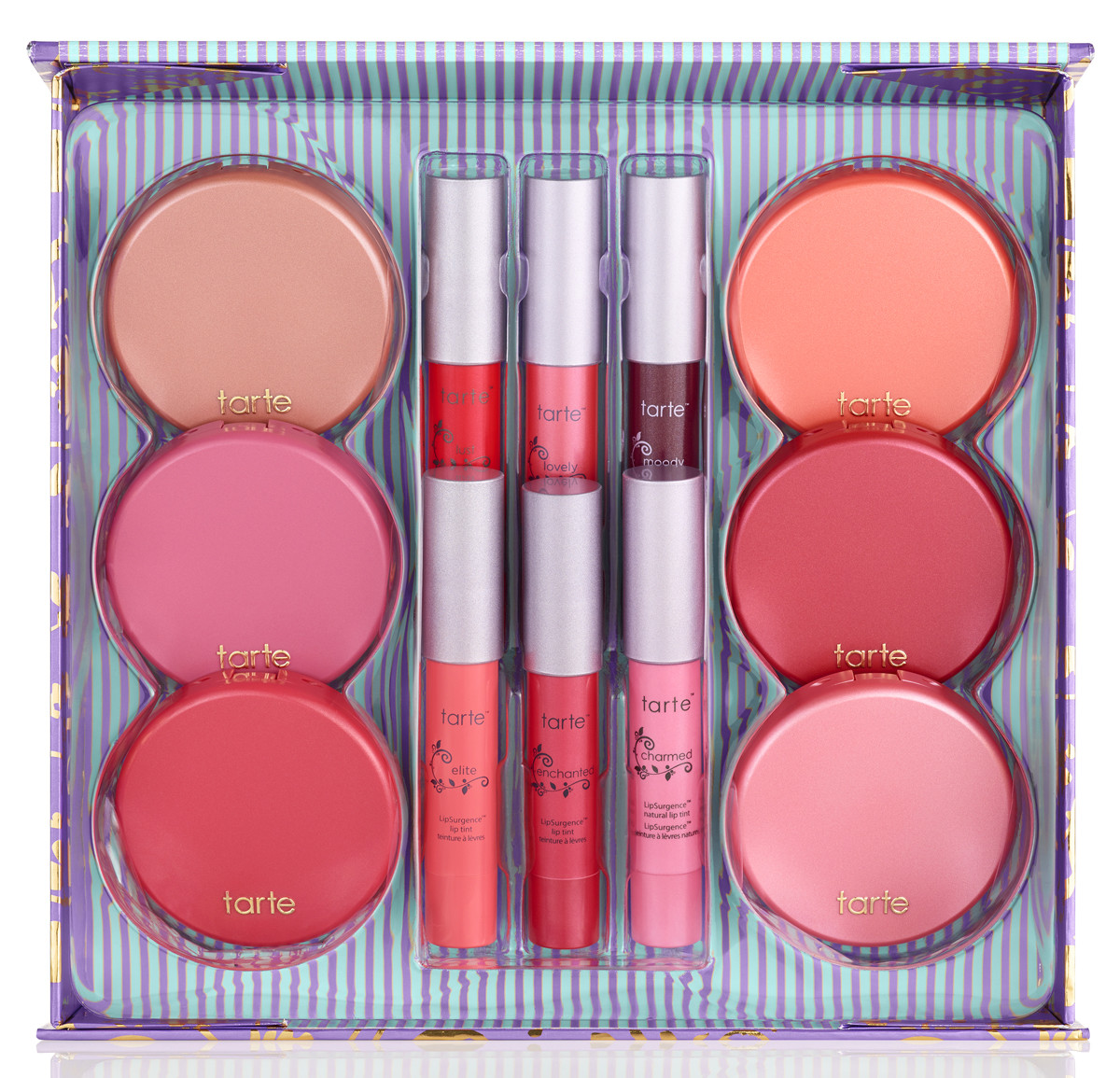 Tarte holiday 2014_Tarte Dream Come Hue or Sephora Wow set