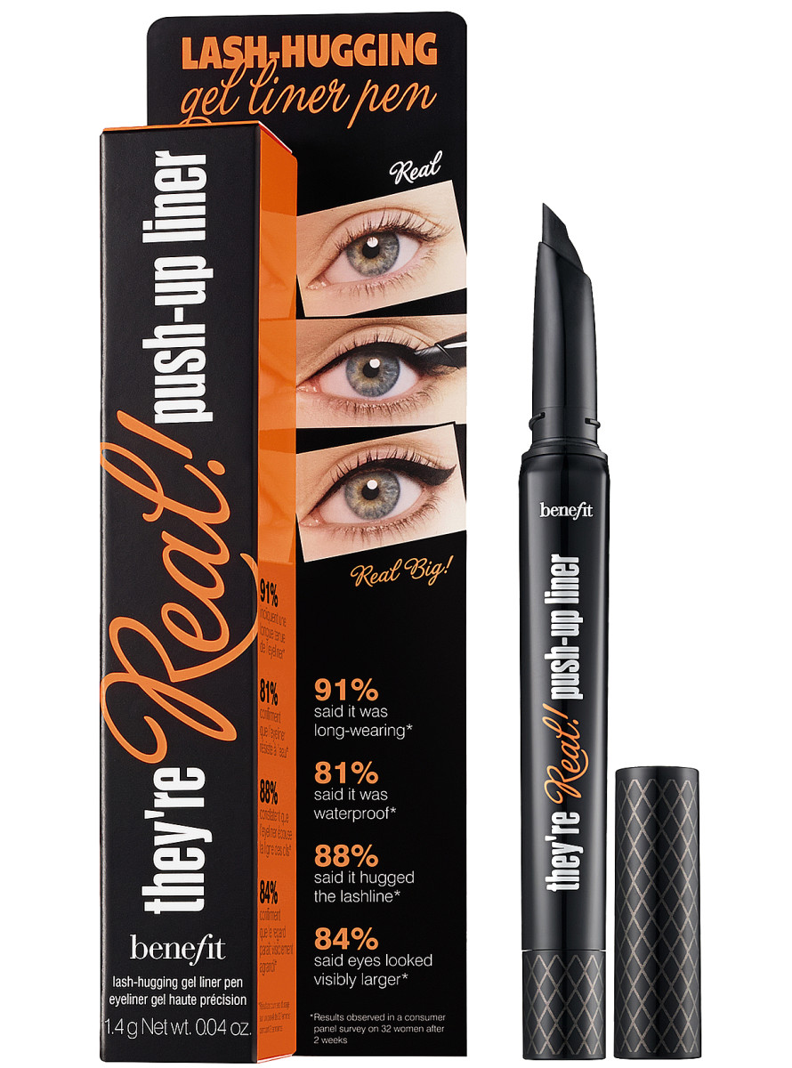 Benefit They're Real Push-Up Liner_lash-hugging gel liner pen