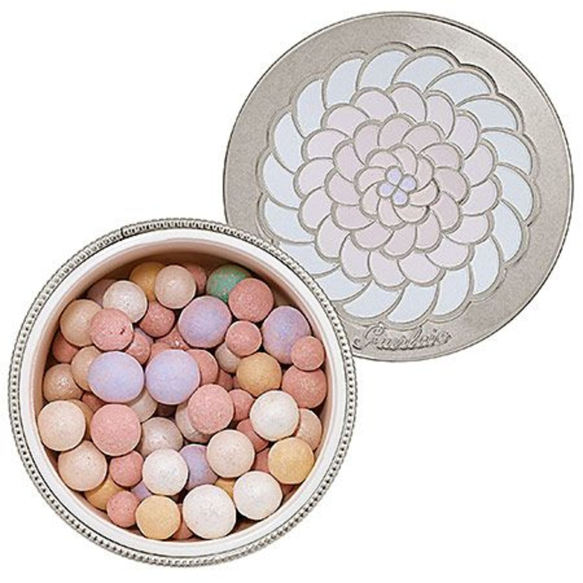Guerlain Meteorites highlighting makeup