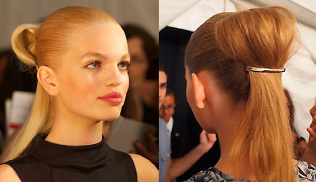 Marc by Marc Jacobs_Spring 2012 hair_by Guido Palau