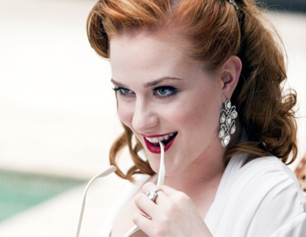 Evan Rachel Wood as Sophie Anne Leclerq in True Blood
