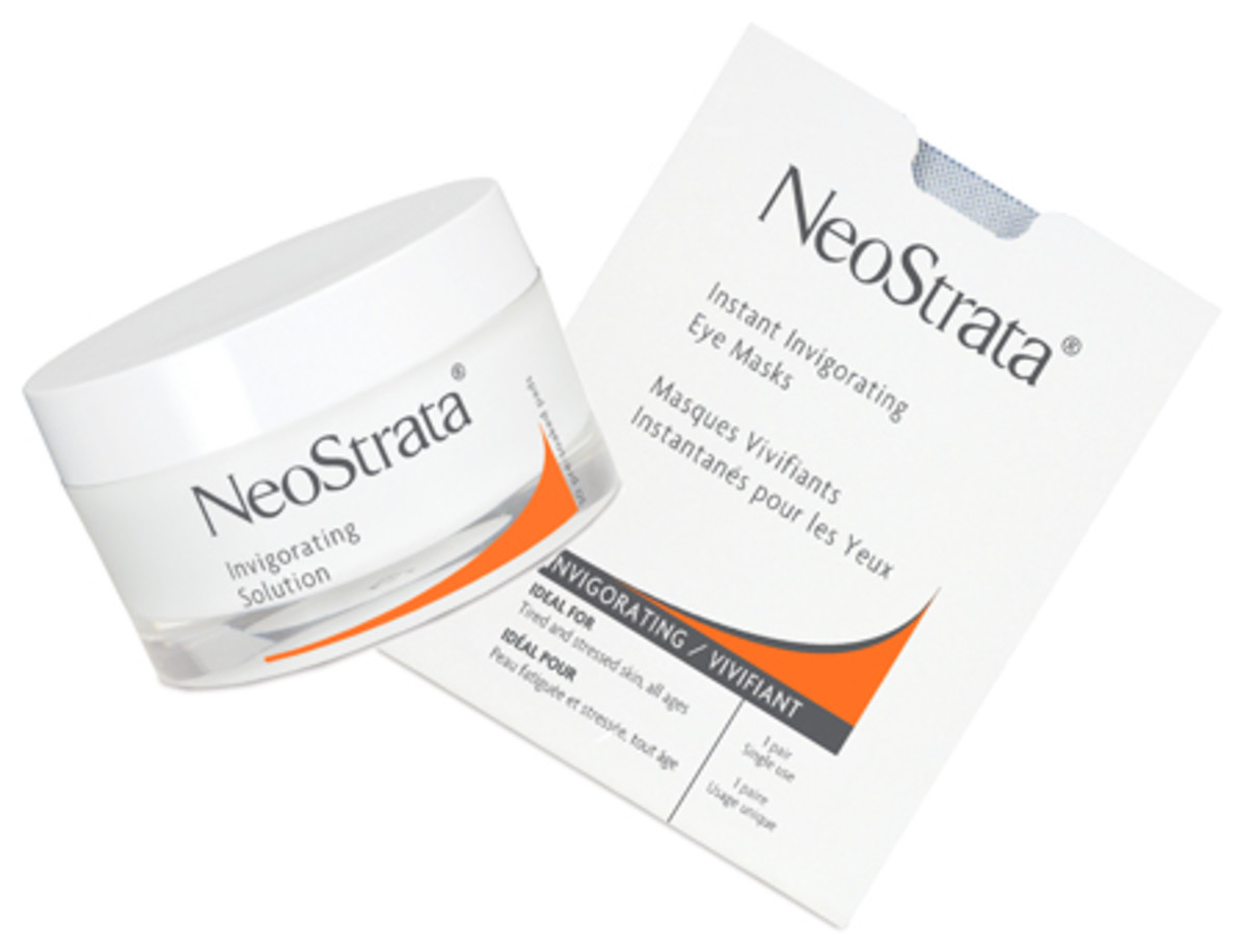 NeoStrata_Invigorating Solution_Instant Invigorating Eye Masks