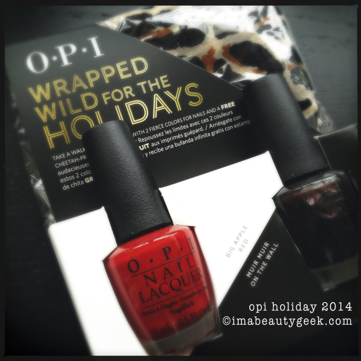 OPI Wrapped Wild For the Holidays_1