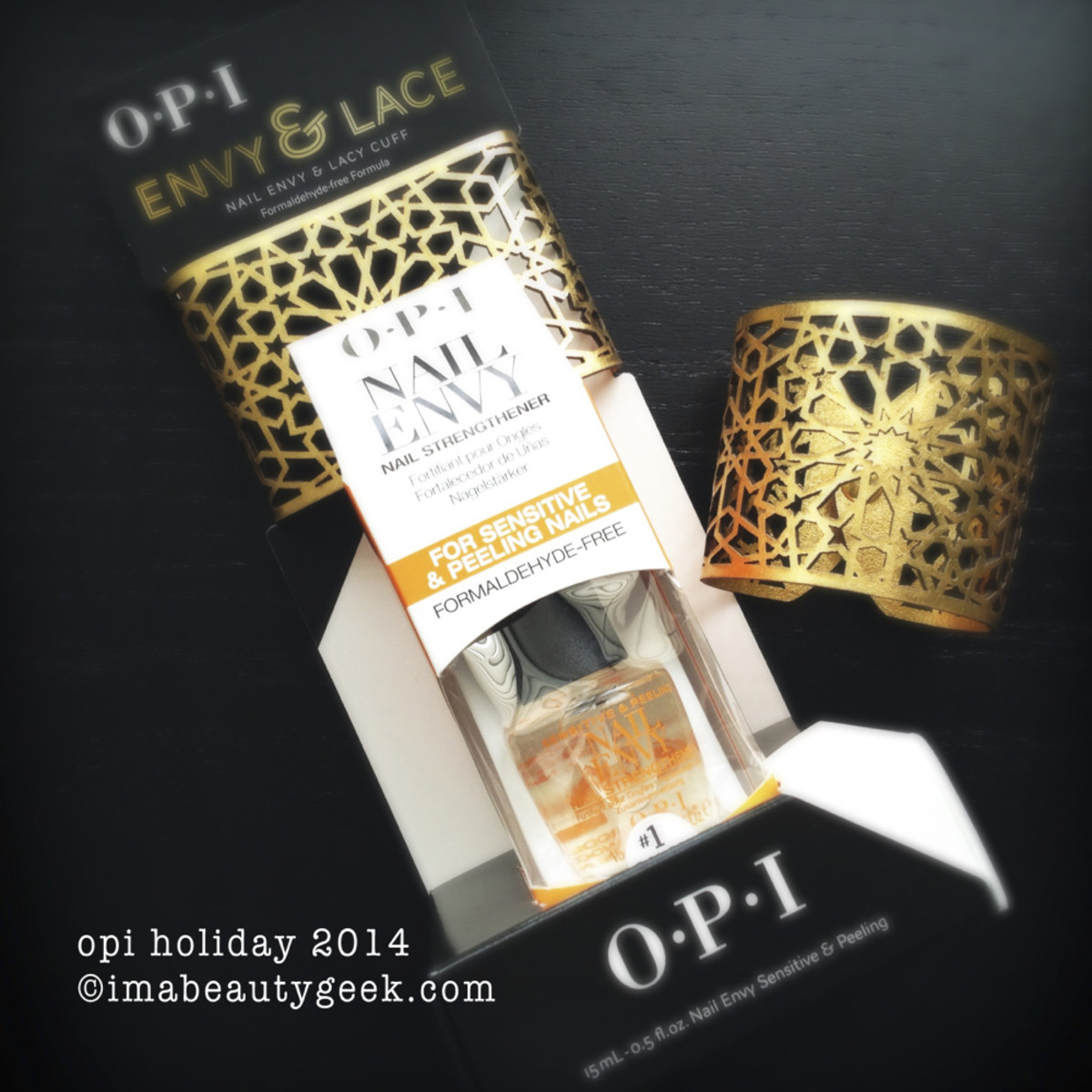 OPI Envy and Lace_1