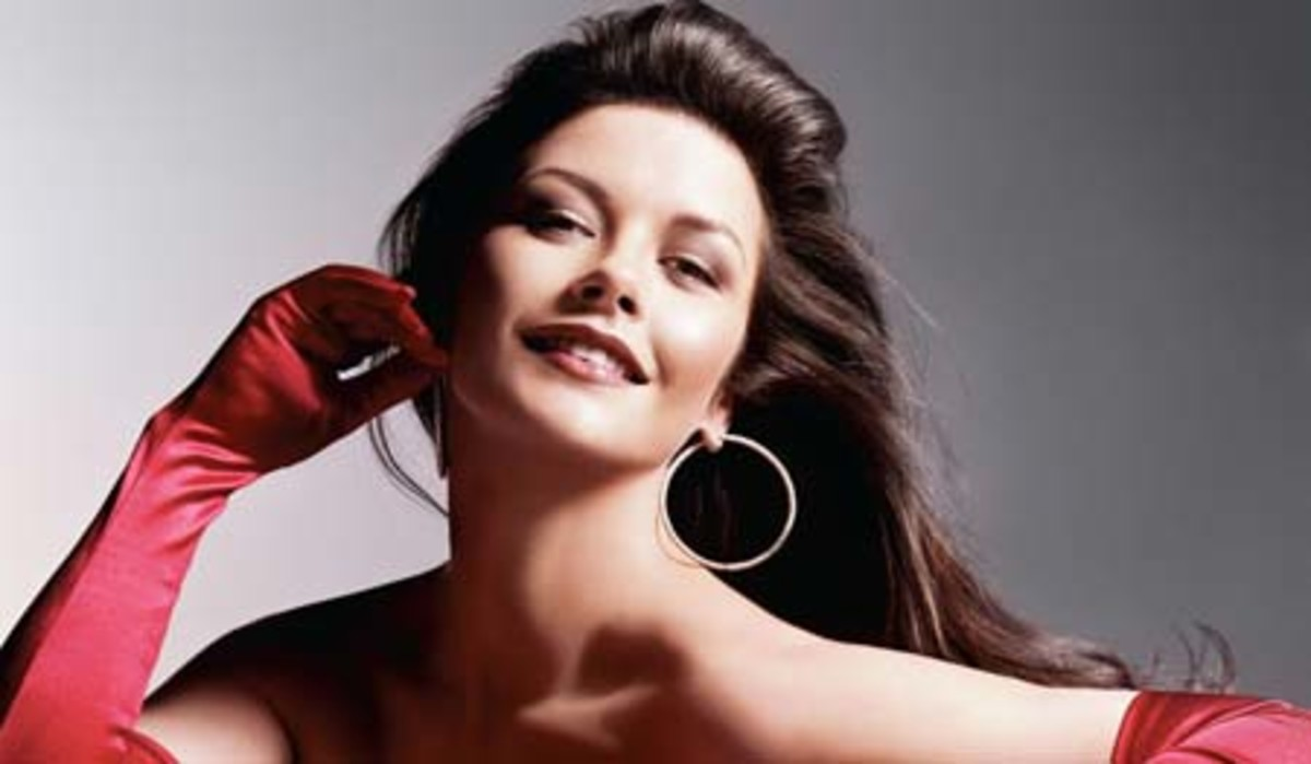 Catherine Zeta Jones Elizabeth Arden