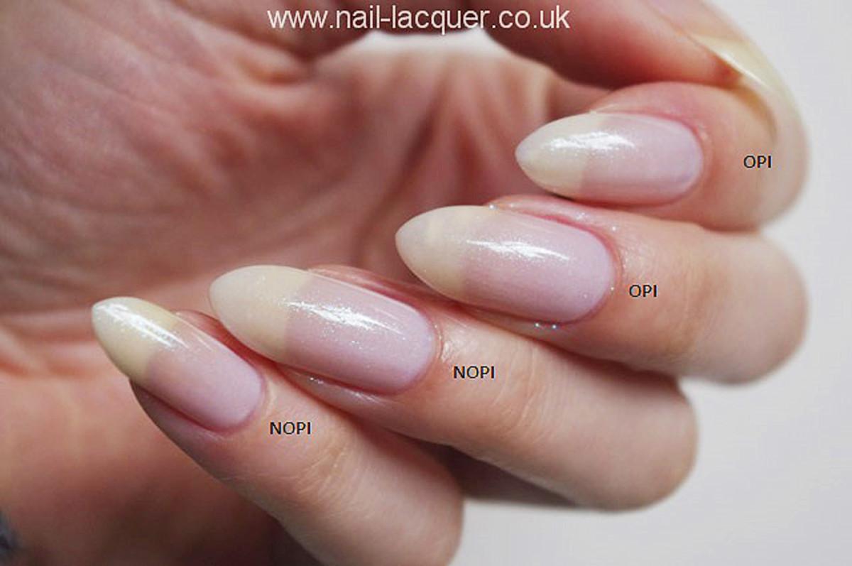 OPI Mystery Polishes_NOPI Kim-pletely in Love_OPI Girl Color_nail-lacquer.co.uk