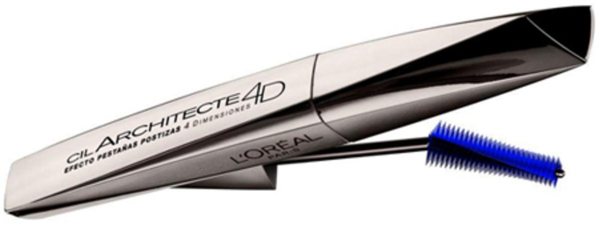 L'Oréal Paris Fiber False Lash Mascara/L'Oréal Paris Cils Architecte 4D