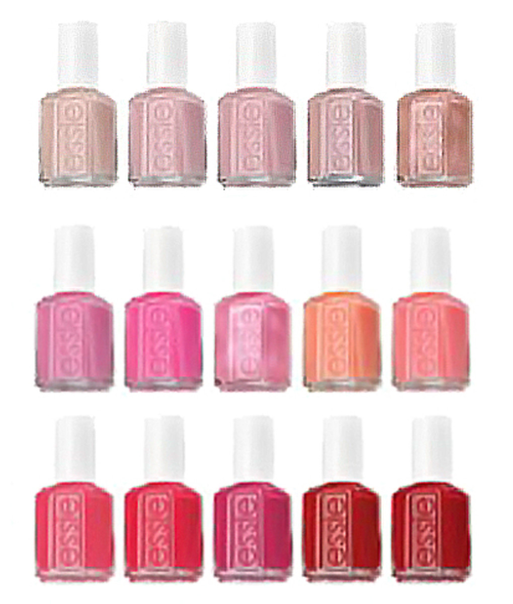 Essie Sugar Daddy 2014 Summer collection