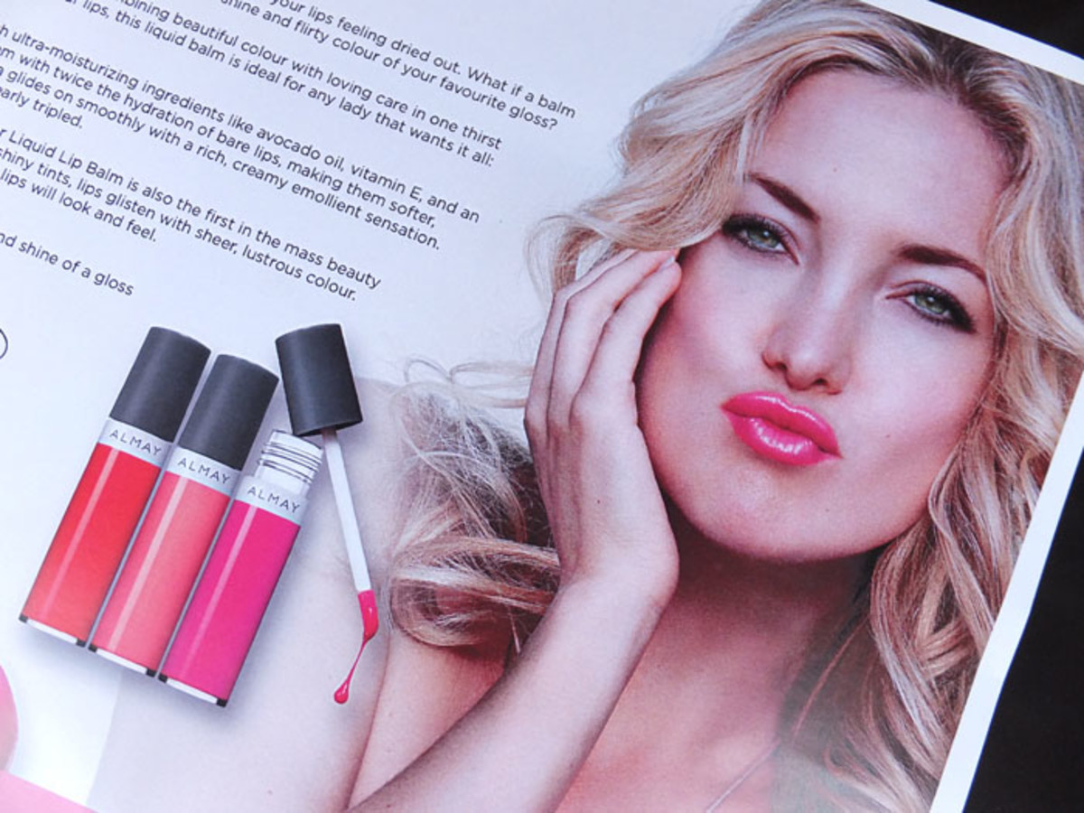 Almay Liquid Lip Balm_press release image
