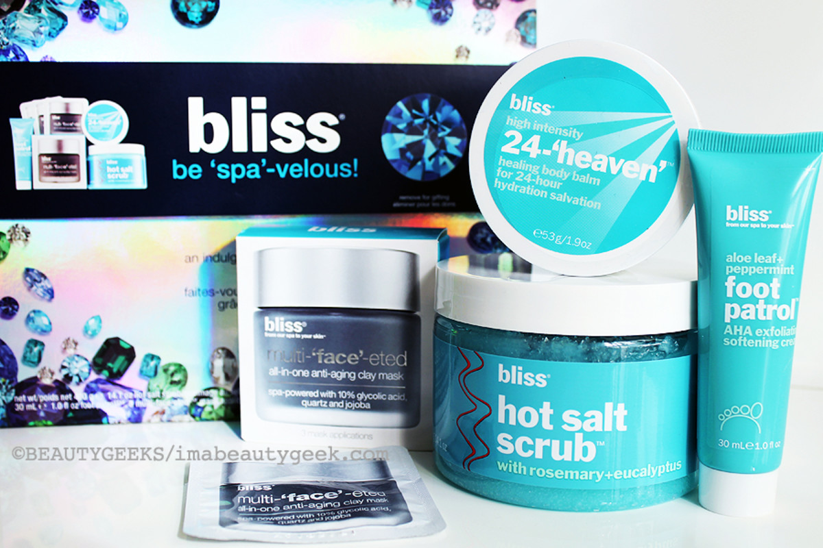 Bliss holiday 2014_Bliss Be Spa-Velous_gift set