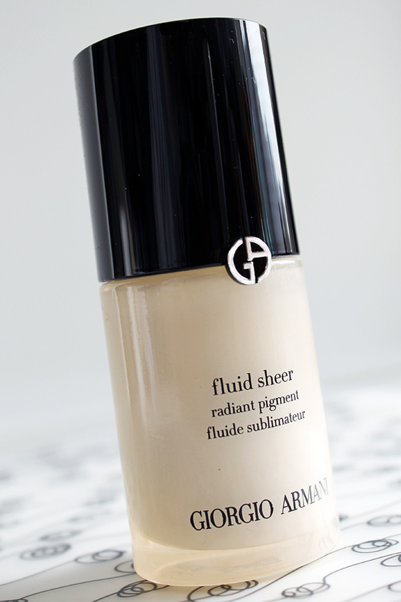 Giorgio Armani Fluid Sheer Radiant Pigment