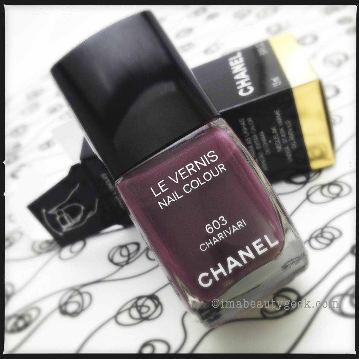 Chanel Charivari Bottle
