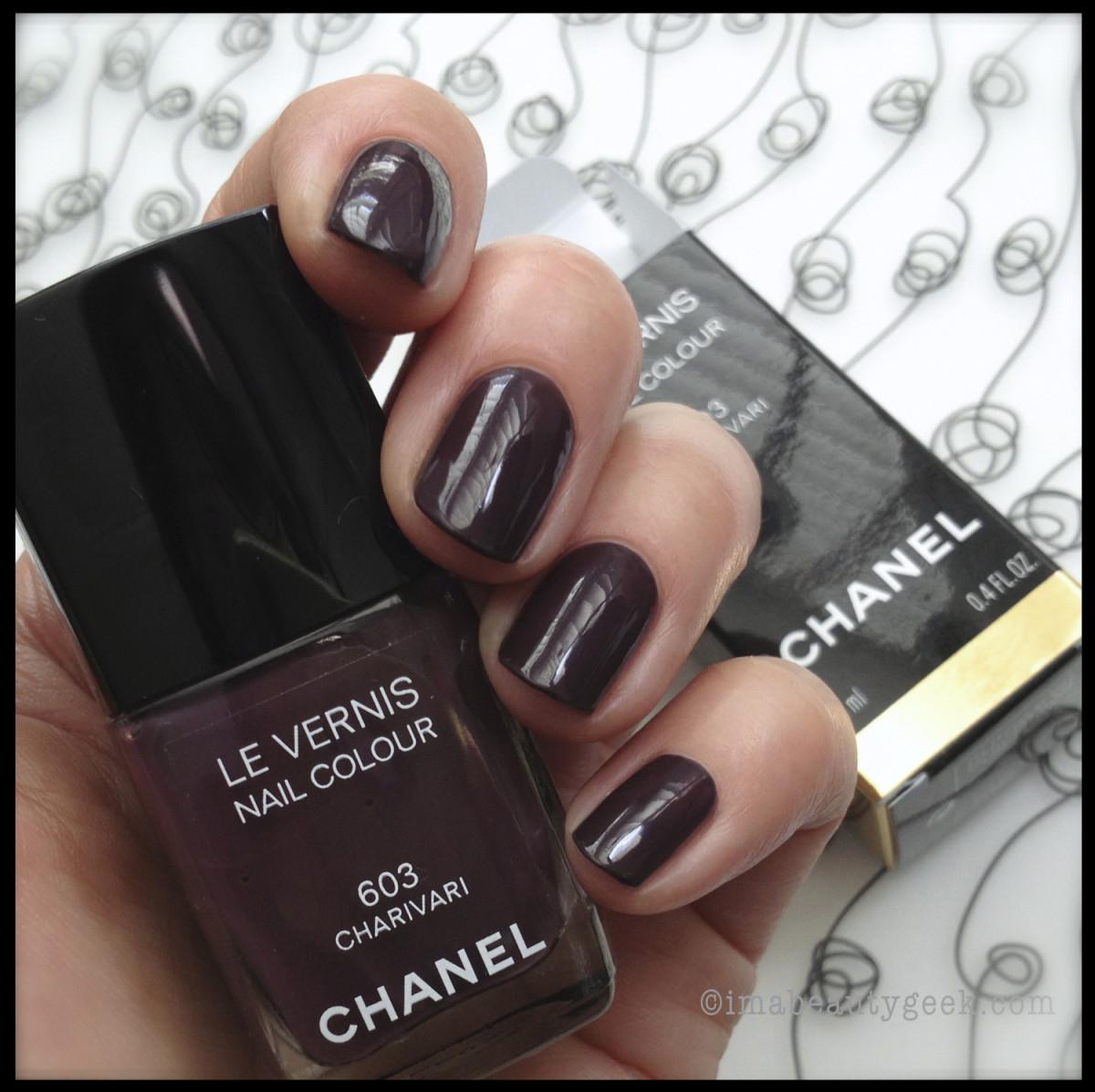 Chanel Charivari Swatch