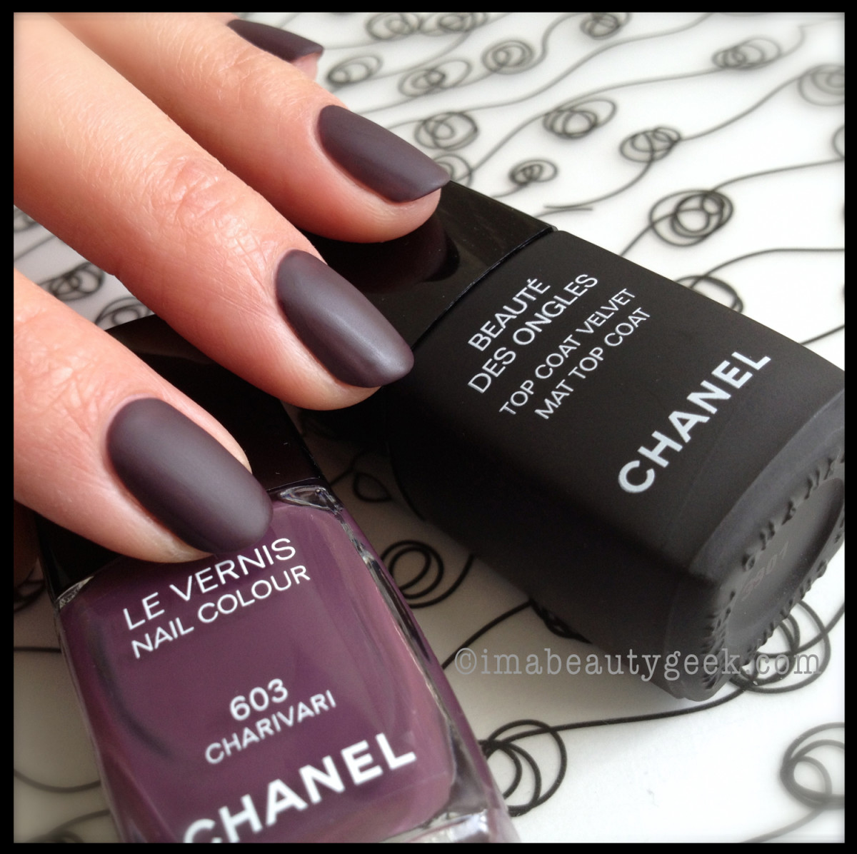 Spring 2014: Hallo, Chanel Charivari Nail Polish. You\'re Pretty ...