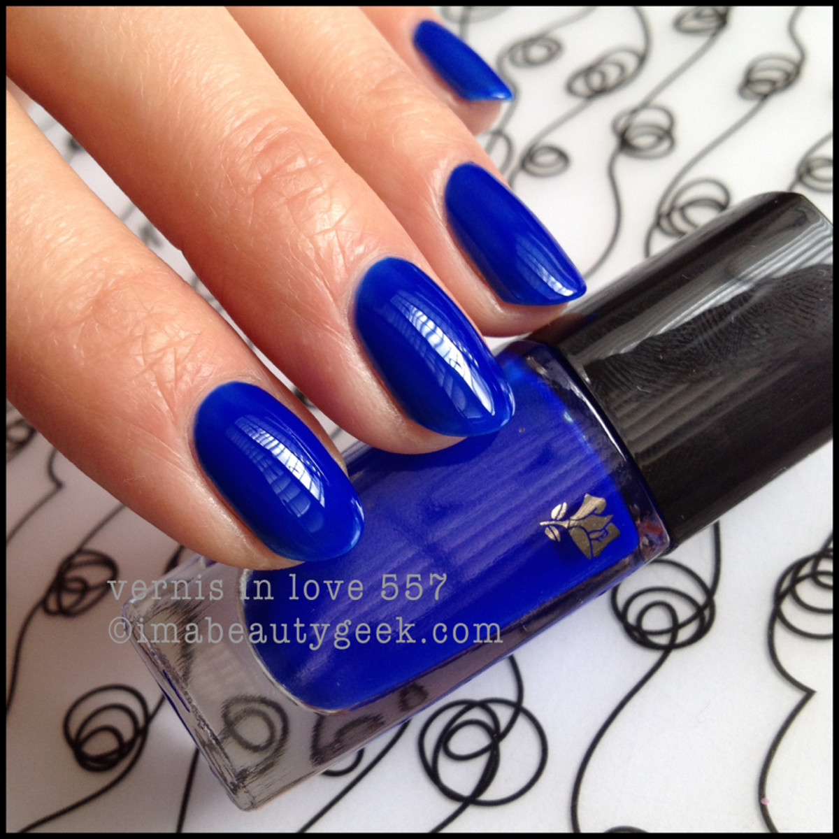 Lancome Marine Chic Vernis in Love 557 Summer 2014