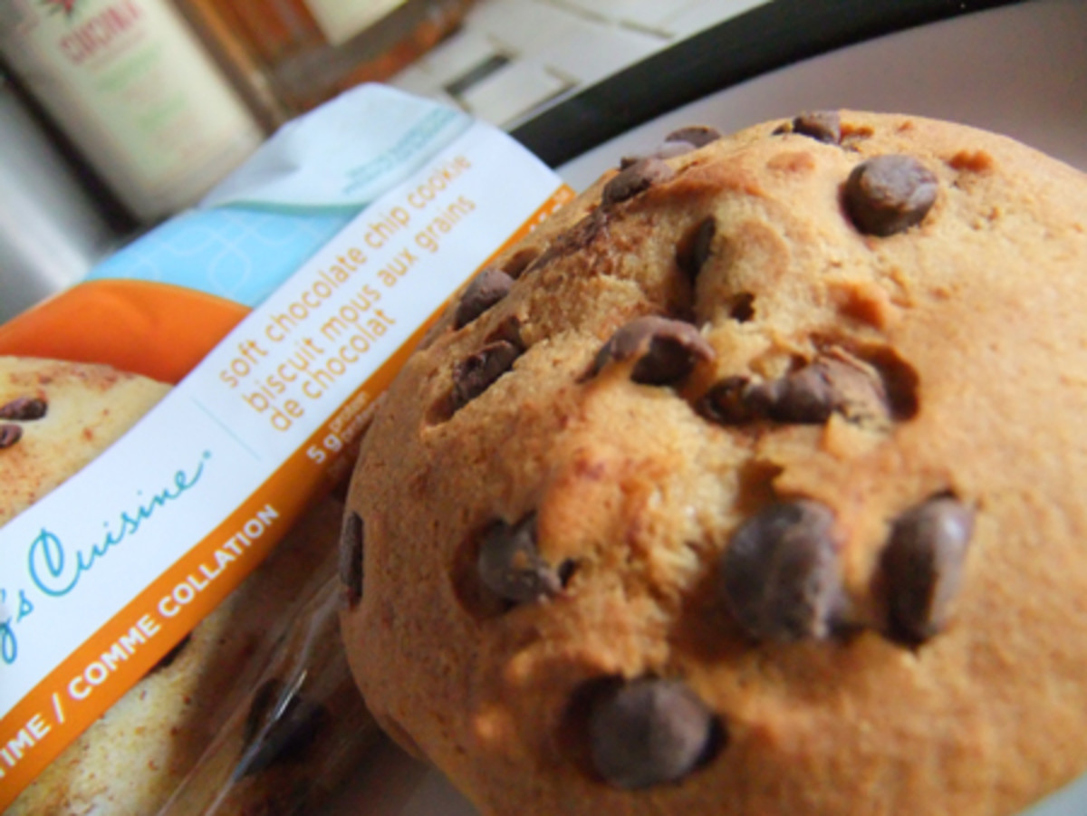 Jenny Craig Soft Chocolate Chip Cookie