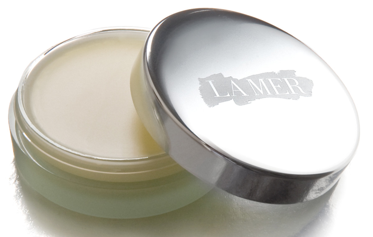 best lip balms for men: la mer the lip balm (it's matte)