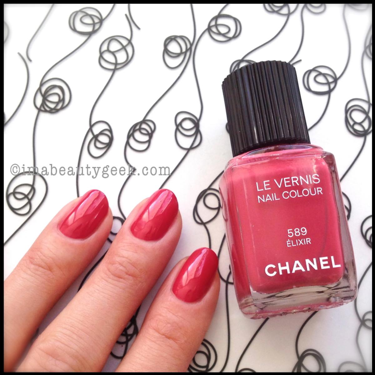 Chanel Elixir