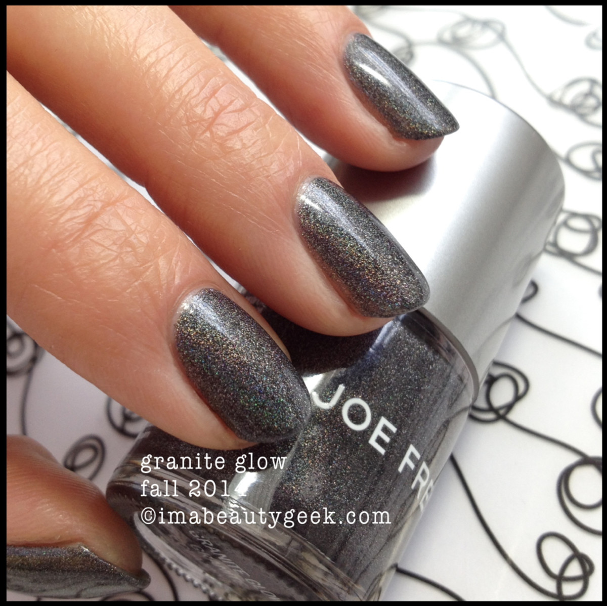 Joe Fresh Granite Glow Holo Fall 2014 Beautygeeks
