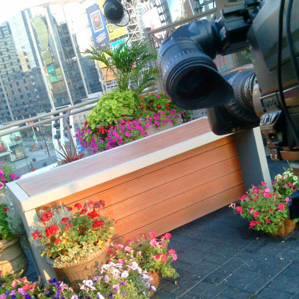 The summery BT Toronto set
