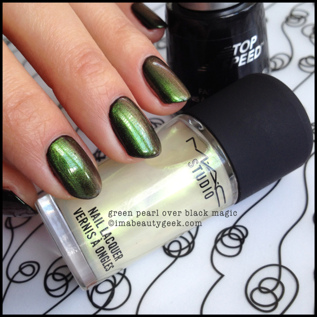 MAC Transformations Green Pearl Transformer over Black_2