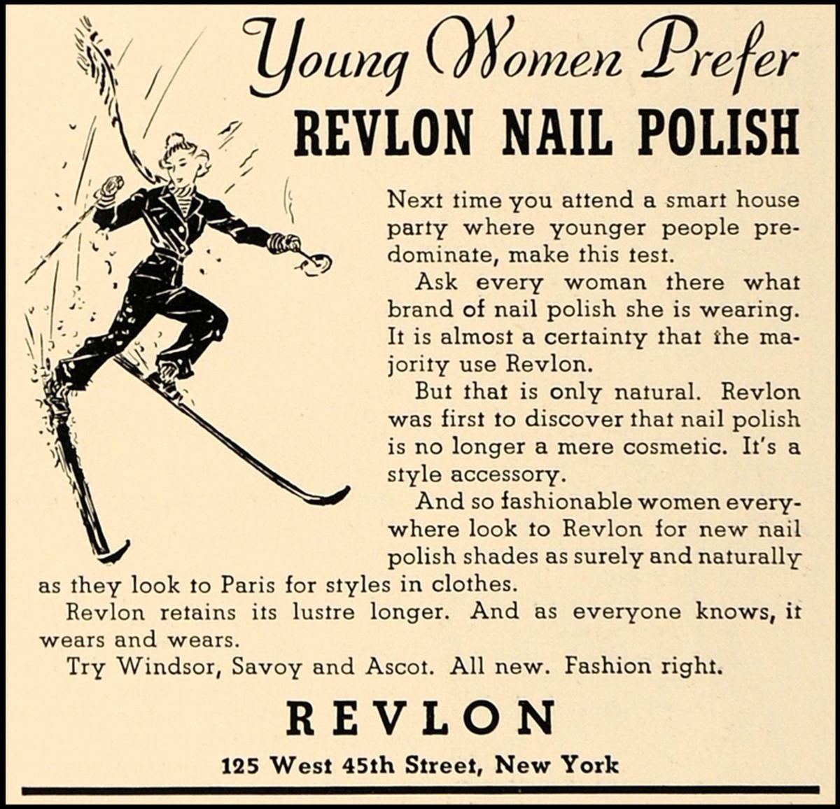 Revlon Vintage