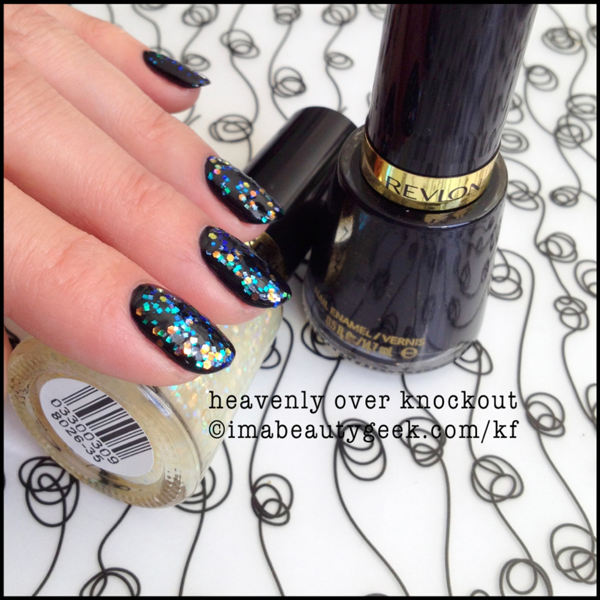 Revlon Heavenly over Knockout_2