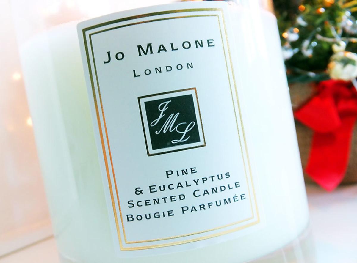 Jo Malone Pine & Eucalyptus Scente Candle