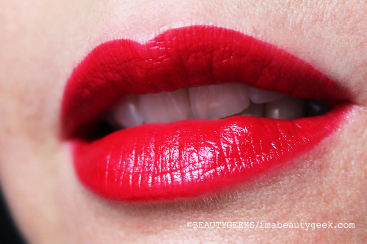 MAC Rocky Horror Picture Show_Oblivion lipstick