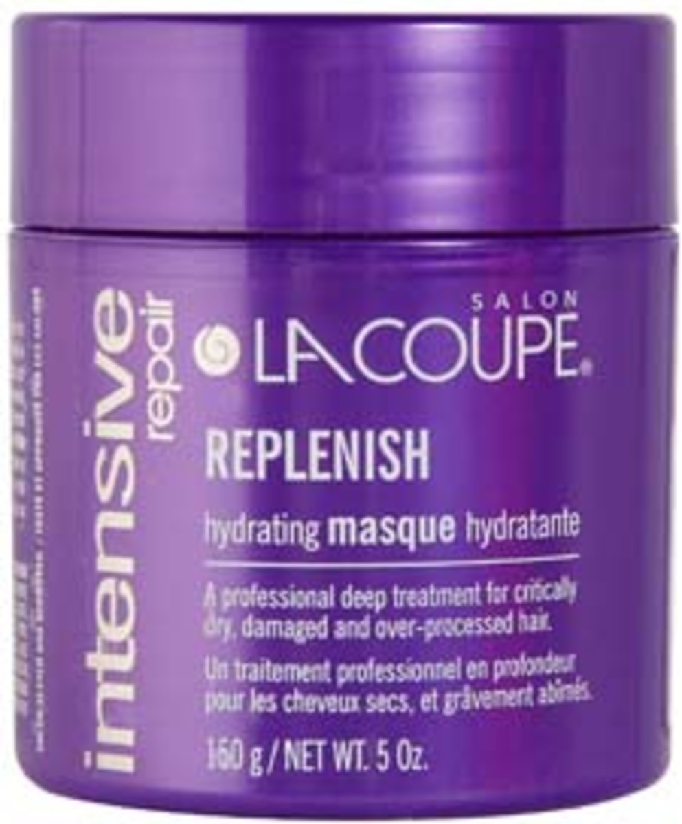 LaCoupe Intensive Repair Replenish Hydrating Masque for colour-treated hair