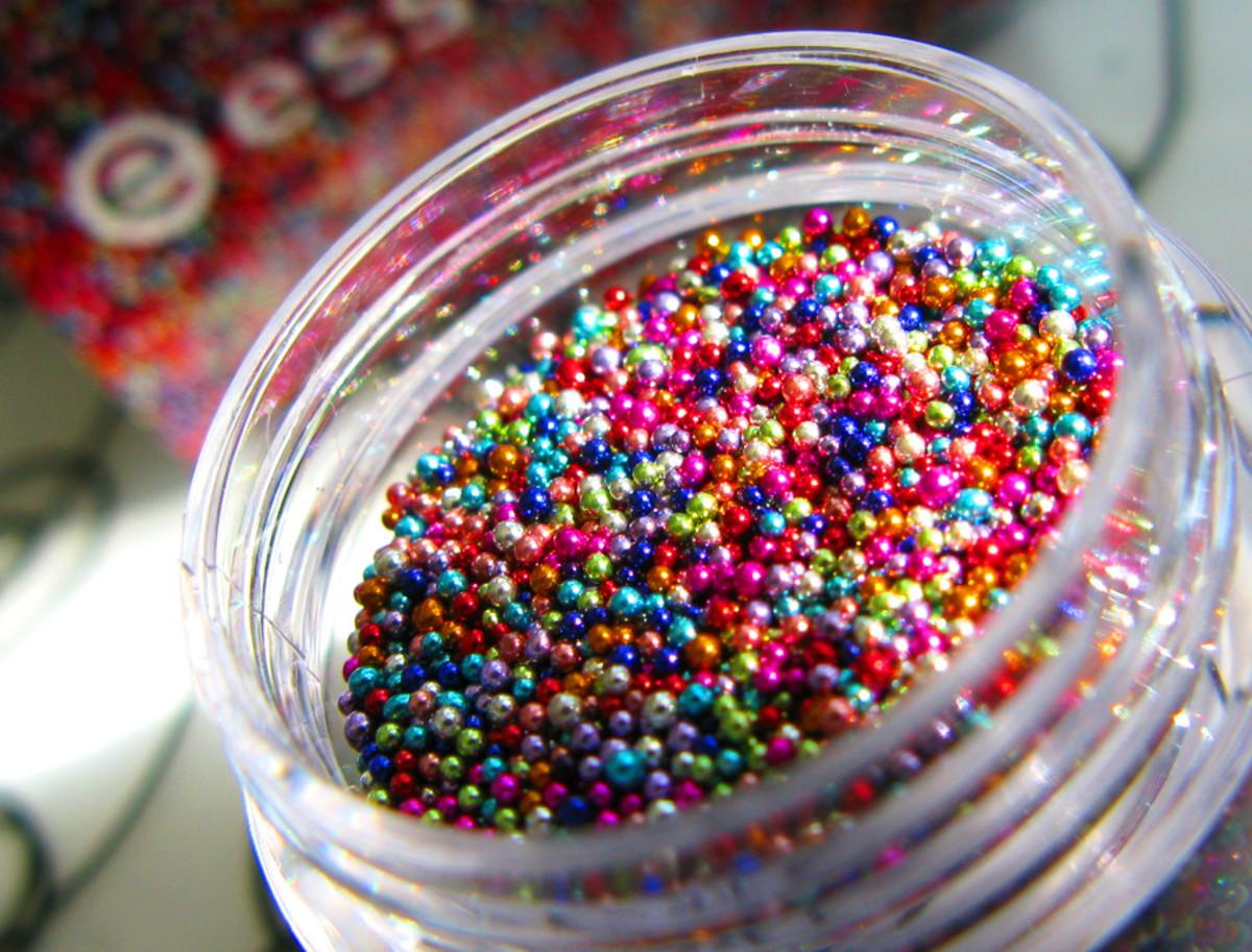 Essence Cosmetics 3D Pearls