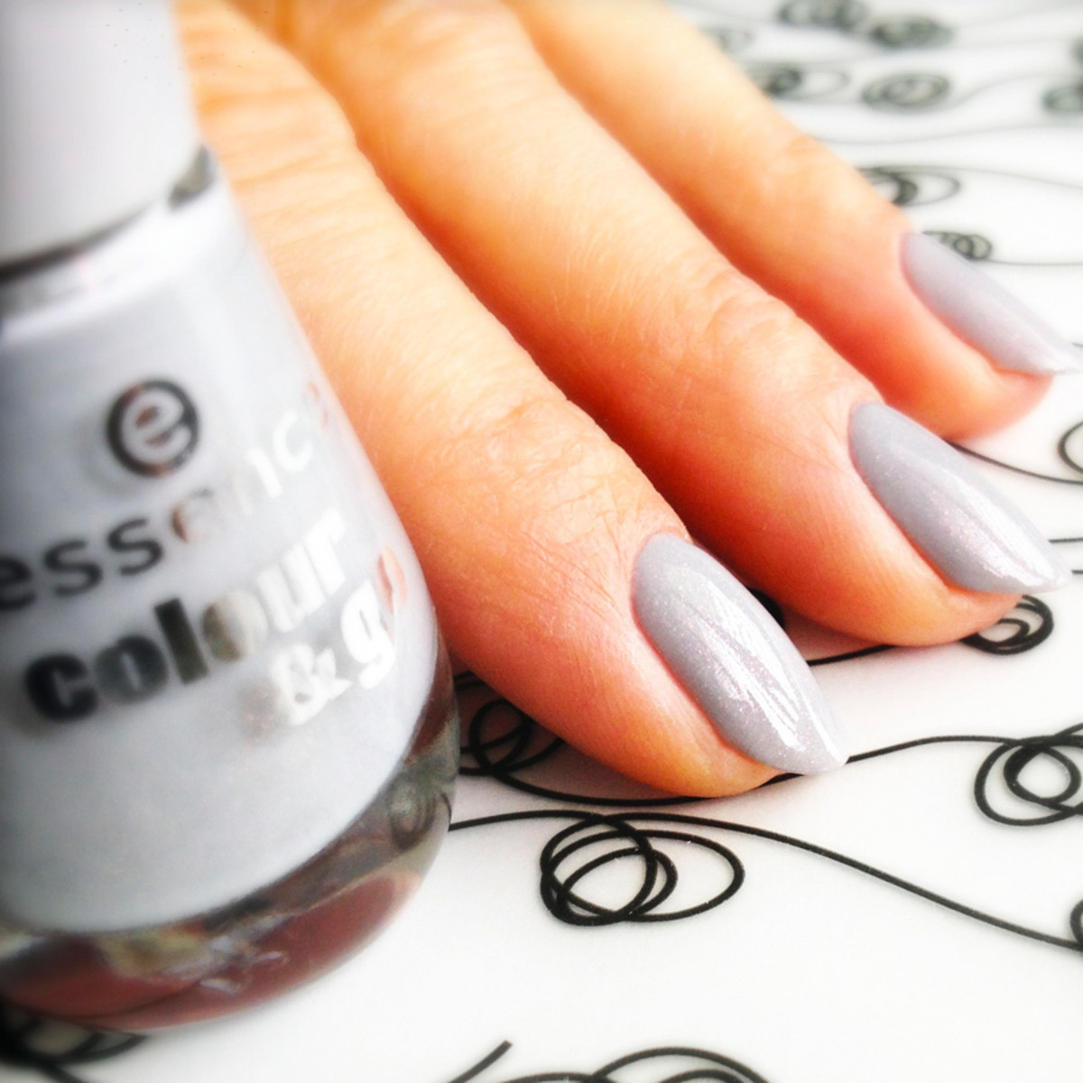 Essence Grey To Be Here