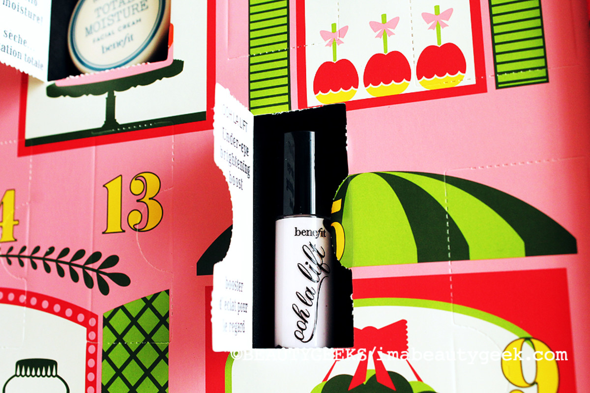 Benefit Advent Calendar_open door_ooh la lift mini