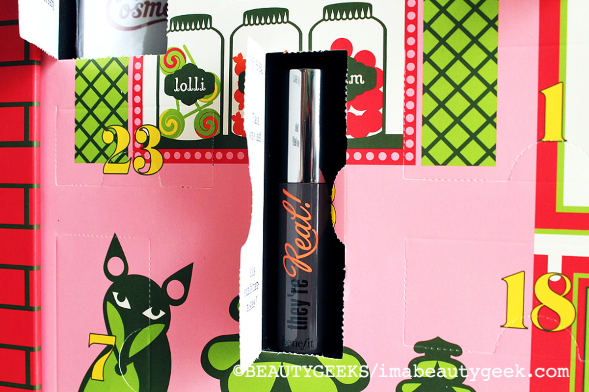 Benefit Advent Calendar 2014_Benefit They're Real mascara