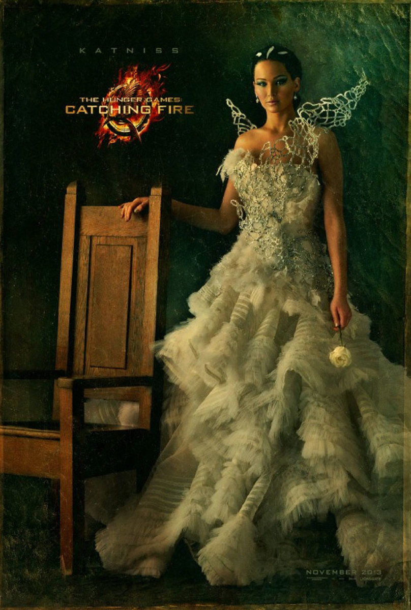 Jennifer Lawrence_The Hunger Games_Catching Fire
