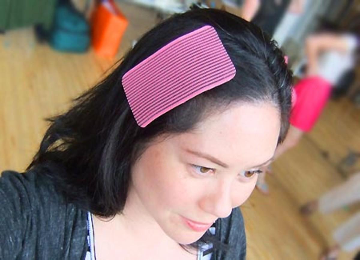 Japanese Hair Pads