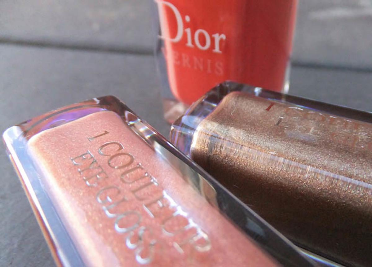 Dior Summer 2012_1 Couleur Eye-Gloss in Sunset_Tan_Dior Haute Couleur Extreme Wear Nail Lacquer in Bikini