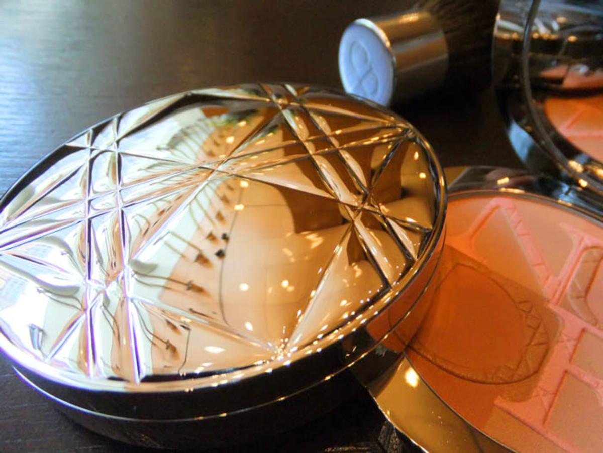 Dior Summer 2012_Nude Tan Sun Powder_Healthy Glow Enhancing Powder_mini kabuki brush