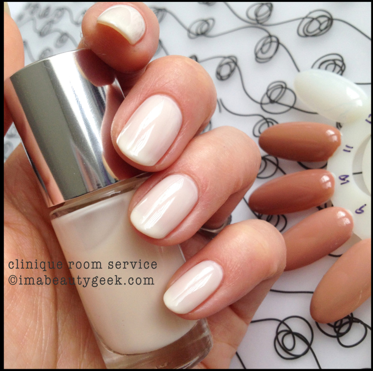 Clinique Nail Polish Nude Room Service