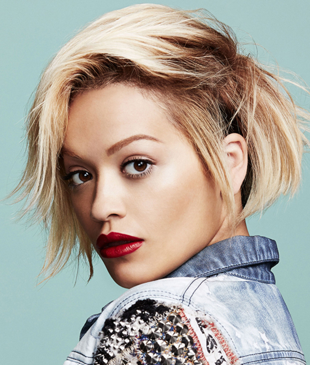 Rimmel London Fall 2014_singer songwriter Rita Ora_Flare Magazine