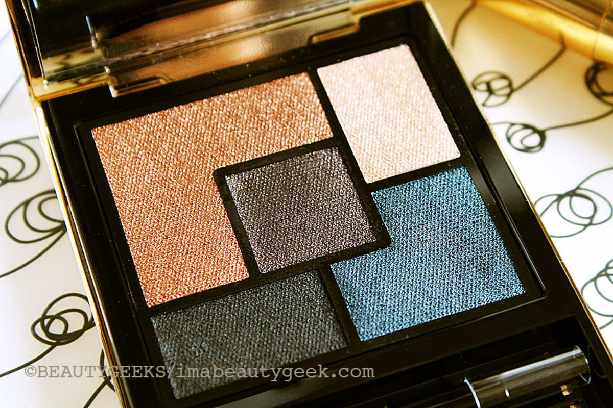 YSL Fall 2014 makeup_Collector Palette Fetiche open