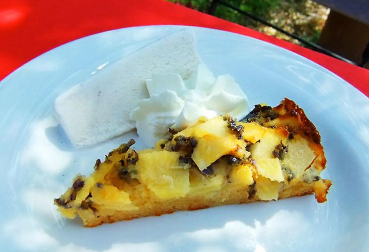 Weleda Organic Lavender Apple Cake