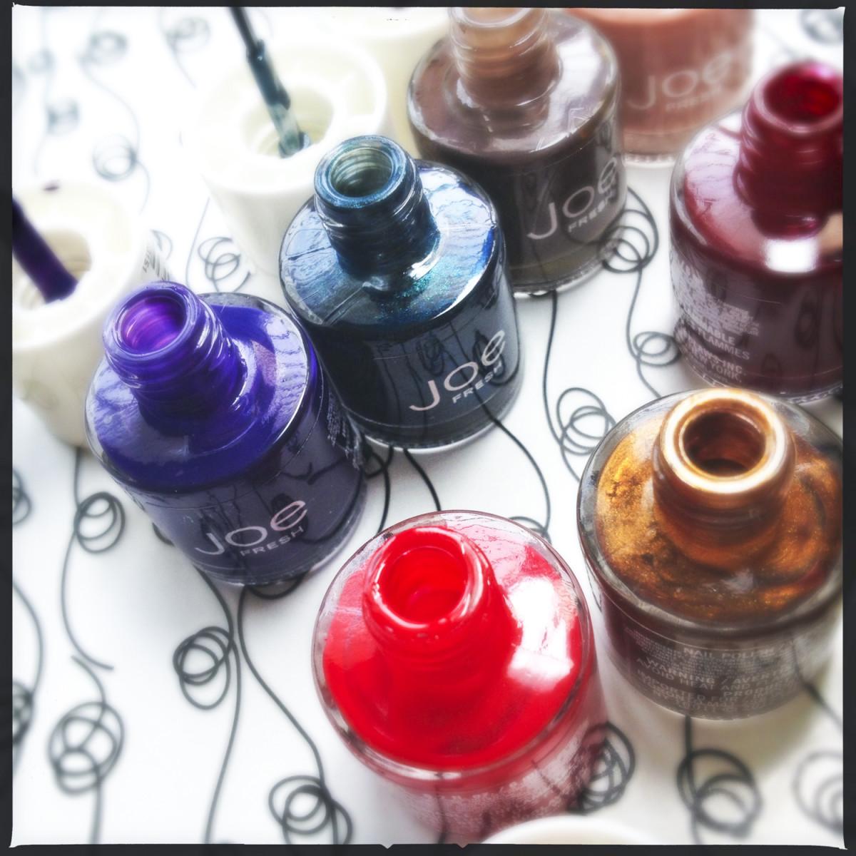 Joe Fresh nail polish BottleShot